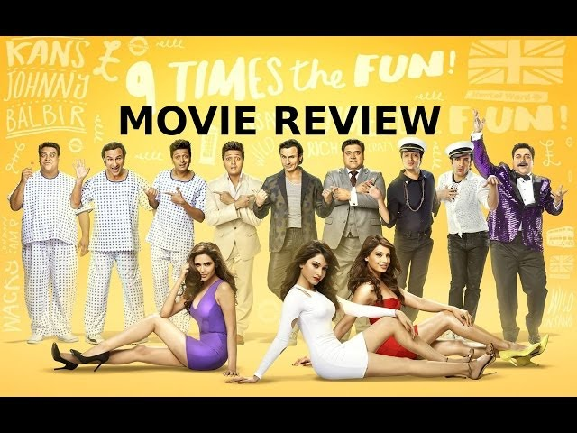 Hamshakals | Full Movie Review
