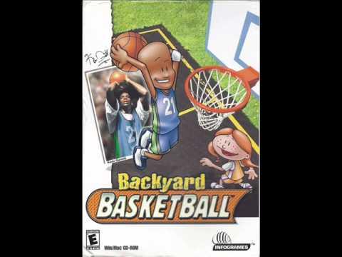 backyard basketball music pablo sanchez youtube