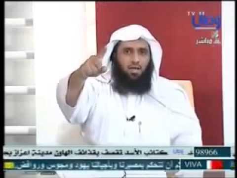 'الغامدي' يدعو الى قَطع رؤوس الشيعة أينما كانوا