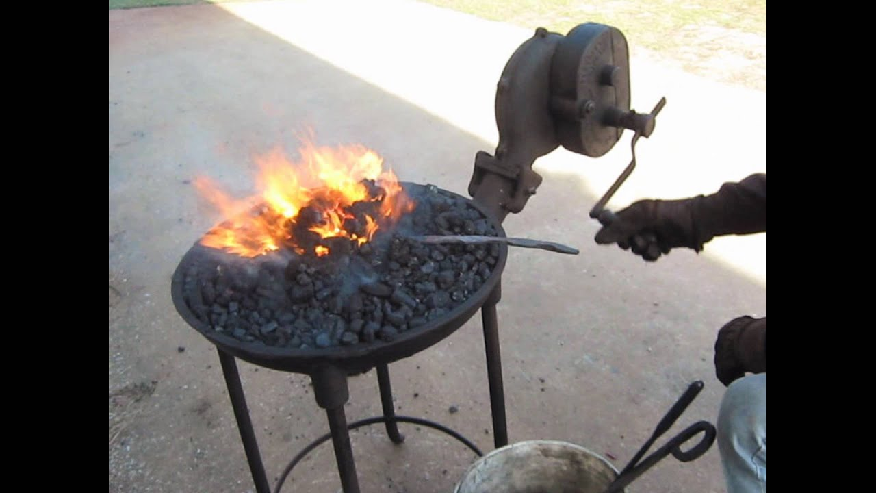 How To Build A Blacksmith Forge Your Blacksmith Will Use