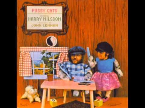 Harry Nilsson - Pussy Cats (FULL ALBUM) 1974