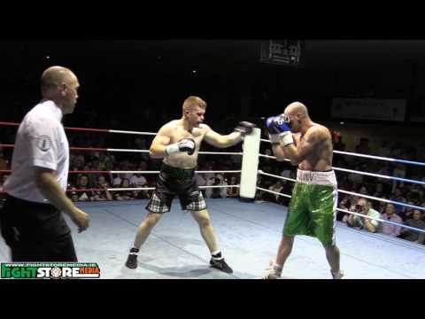 Stevie Collins Jr. v Paddy McDonagh - Red Corner Promotions: For Honour and Pride