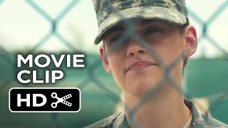 Camp X-Ray Movie CLIP Rules (2014) Kristen Stewart