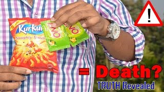 Kurkure and ENO Reaction LIVE Test ✪ Real TRUTH Revealed ✪