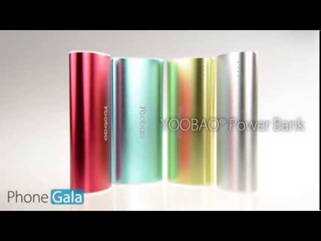 YOOBAO® Magic Wand 5200mAh Power Bank