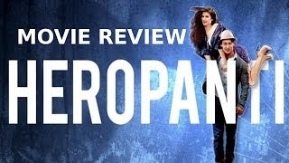 Full Movie Review Heropanti Tiger Shroff