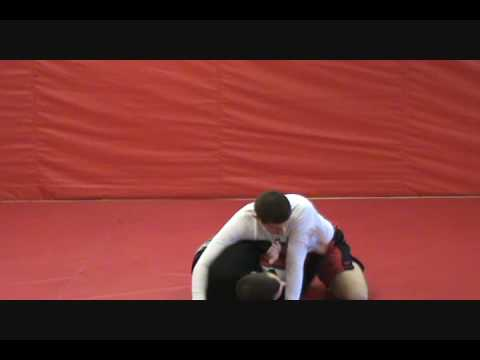 Creating Space from Half Guard (Part 1 of 2)