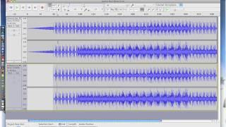 Audacity Tutorial Como Editar Audio