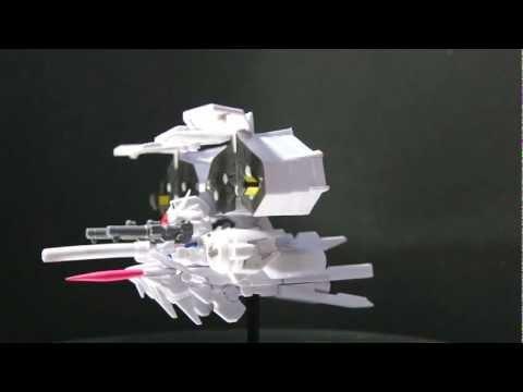 ガシャポン戦士NEXTプレミア ガンダム試作3号機デンドロビウム