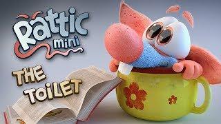 Rattic mini - Toaleta