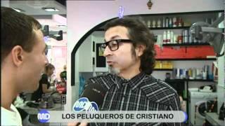 Los Peluqueros De CR7