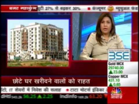 Manju Yagnik - CNBC Awaaz Budget Mahakumbh 2nd March 2013