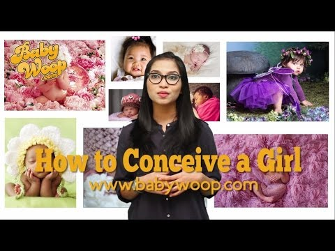 How to Conceive a Baby Girl