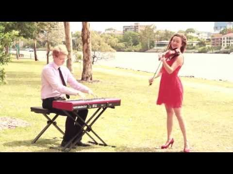 John Legend - All of Me (piano, violin, cello cover) Ministro Hansen Trio