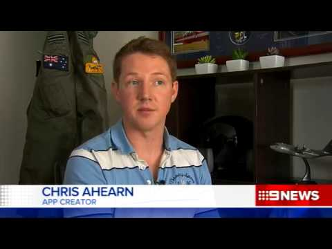 Life Saving App - Channel 9 News Perth