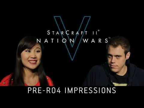 NW5 - Hajinsun & Rotterdam - Pre-RO4 Impressions