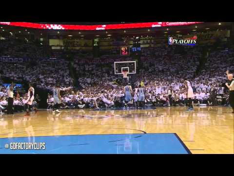 Russell Westbrook Full Highlights vs Grizzlies 2014 Playoffs West R1G5 - 30 Pts, 10 Reb, 13 Ast