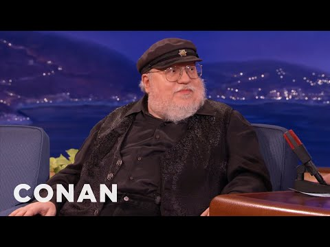 George R. R. Martin Still Uses A DOS Word Processor