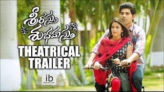Srirastu Subhamastu theatrical trailer - Allu Sirish, Lavanya Tripathi