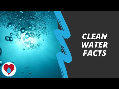 Drop in the Bucket- Clean water - Get the facts