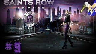 Saints Row 3 /w Seby #9 - Pisicutza :3