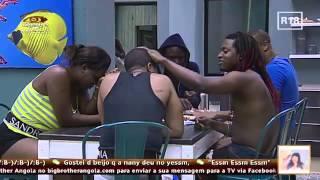 "Big Brother Angola- As ""boas-vindas"" Do Larama"