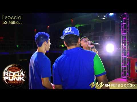 MC'S. Orelha, Matheus e Lukinha :: Especial 53 Milhões de views :: Full HD