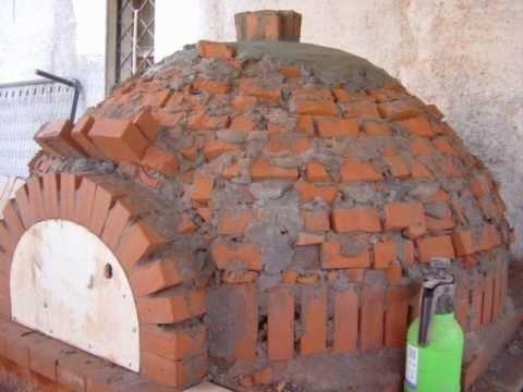 Costruire un forno a legna artigianale massimilianocervo for Forno a legna per pizza fai da te