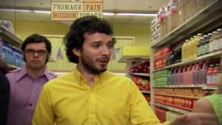 [Flight of the Conchords Ep 8 'Foux Da Fa Fa'] Video