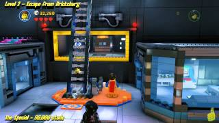The Lego Movie Videogame: Level 2 Escape From Bricksburg