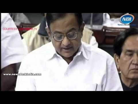 Chidambaram presents Interim Budget 2014-15 Part-III