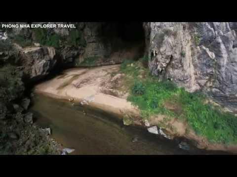 Tour Du Lịch Hang Én - En Cave Tour - Tour Hang Én -  Swallow Cave Tour