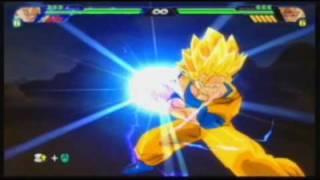 Dragon Ball Z Budokai Tenkaichi 3 Ultimate Blasts Part 1