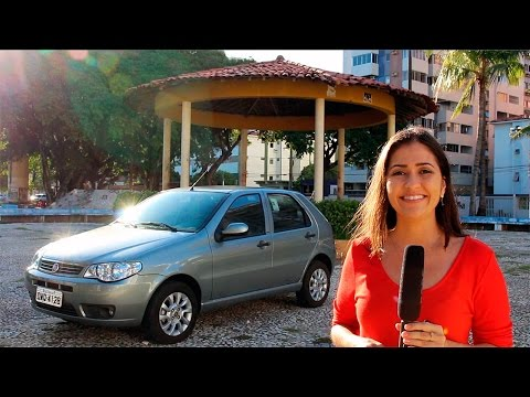 Test drive do Fiat Palio Fire 2014