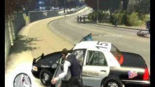 Policja z GTA IV