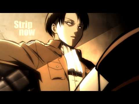 Eren/Rivaille Parody AMV -  I Just had  [Ereri/Yaoi], Enjoy :D