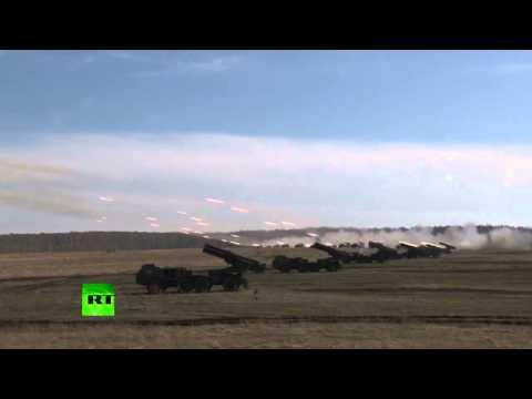 Video: Rusia repele con éxito un simulacro de ataque nuclear masivo