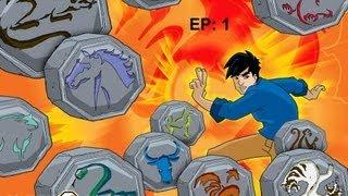 Jackie Chan Adventures EP: 1 (PT)