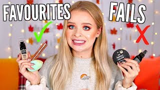 YOU NEED THESE!! CURRENT FAVOURITES *AND* FAILS..  | sophdoesnails