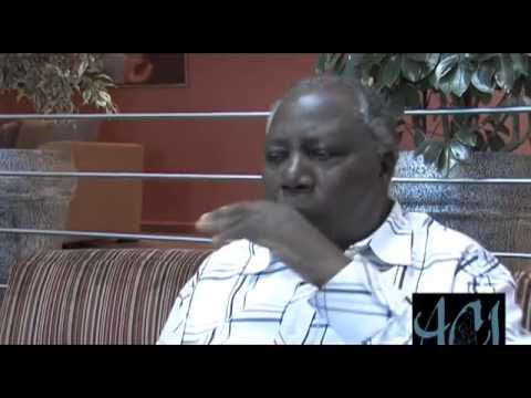 Pr. Obenga: L'Afrique, berceau de l'écriture