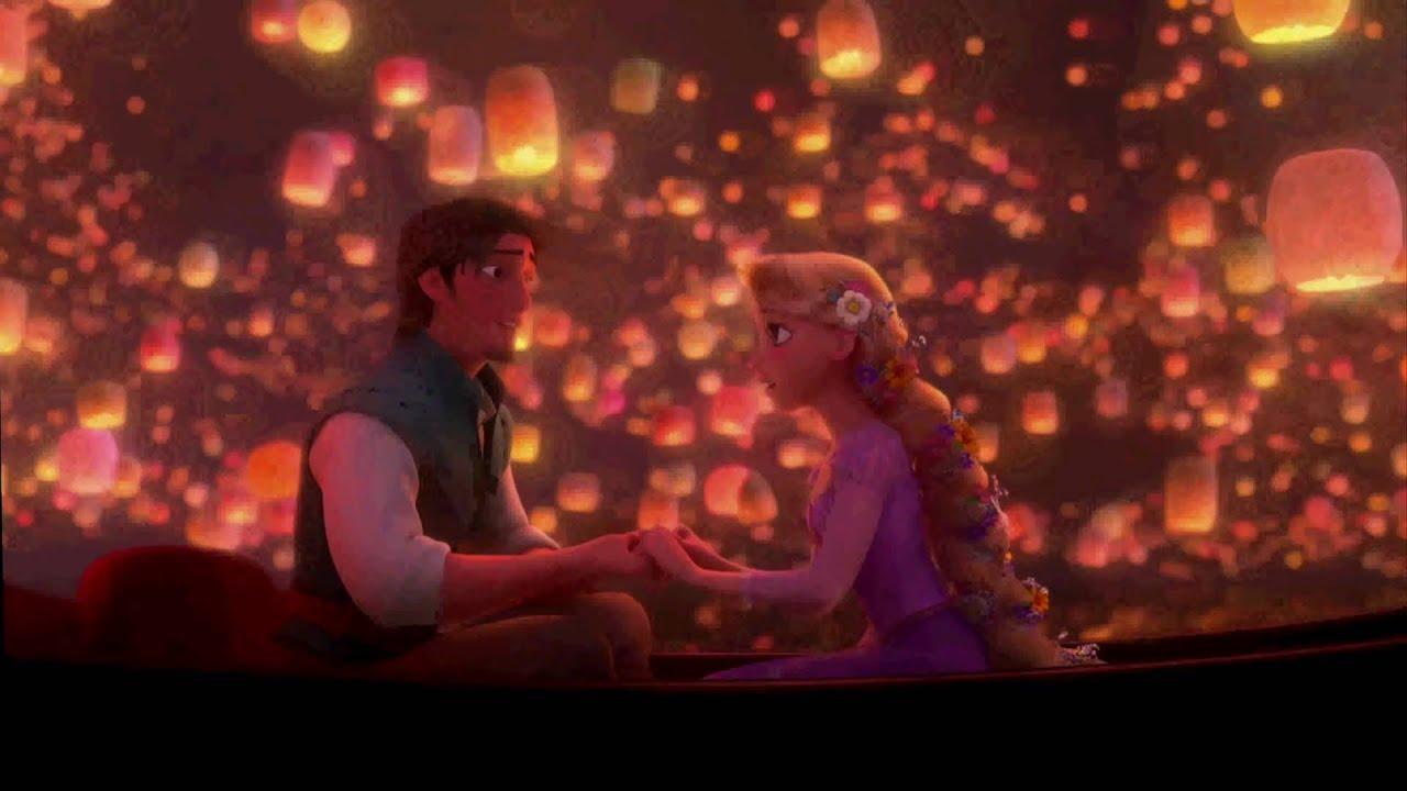 """Disney's Tangled/Rapunzel - """"I See The Light"""" - Music ..."""