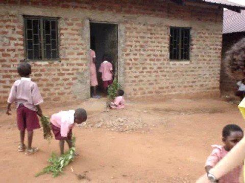 Un mes en Uganda: nuestros niños