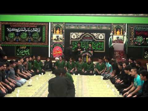 Afghani Noha 2012/ 2013 Sina zani adelaide 2012 ( Abuzar Faizi )