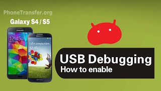How To Enable USB Debugging Mode On Samsung Galaxy S4