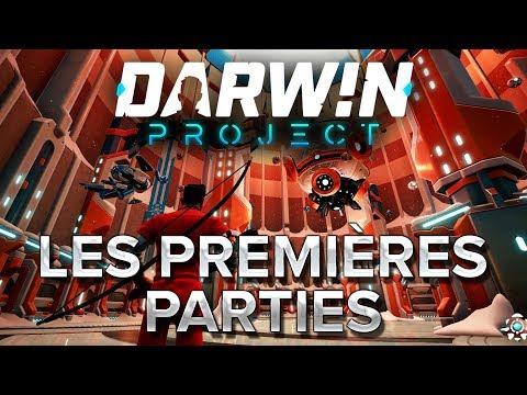 The Darwin Project : Les premières parties