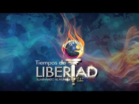 Promo INT 4LIFE Anuncio Convención Colombia 2014 Tiempos de Libertad