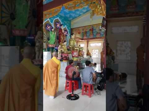 Lể Thượng Ngươn - Chùa Vỉnh Thới - Vĩnh Thuận - Kiên Giang