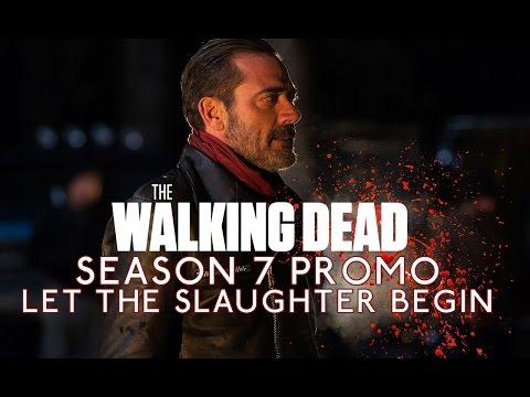 The Walking Dead Season 7 Promo: