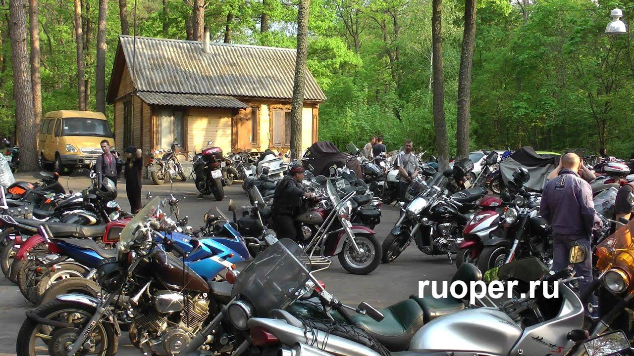 Фото открытие сезона мотоциклов в луганске 2010 ночных волков 4
