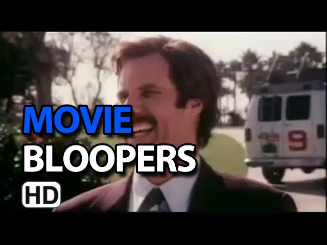 Anchorman: The Legend of Ron Burgundy - Part 1 (2004) Bloopers Outtakes Gag Reel
